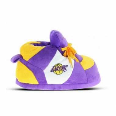 Los angeles lakers heren sneaker sloffen